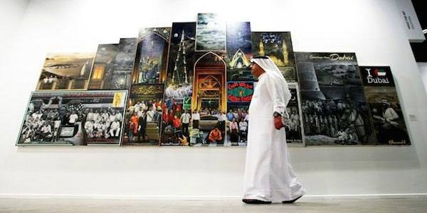 Contemporary Art and Collecting in the Middle East IESA art school