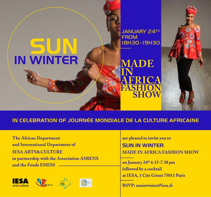 African American Fashion Show: Made In Africa Fashion Show