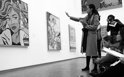 MBA in Contemporary Art: Sales, Display & Collecting