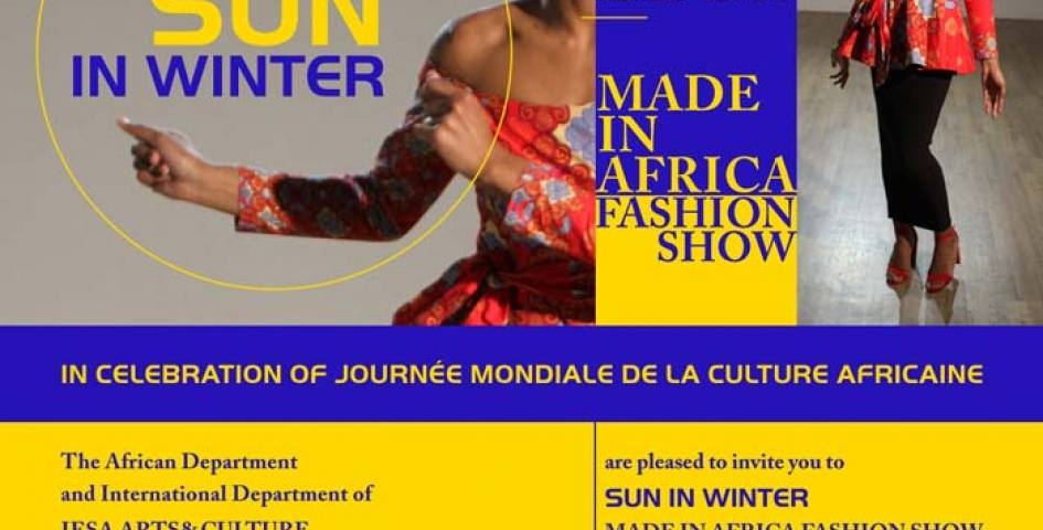 Made in Africa Fashion Show